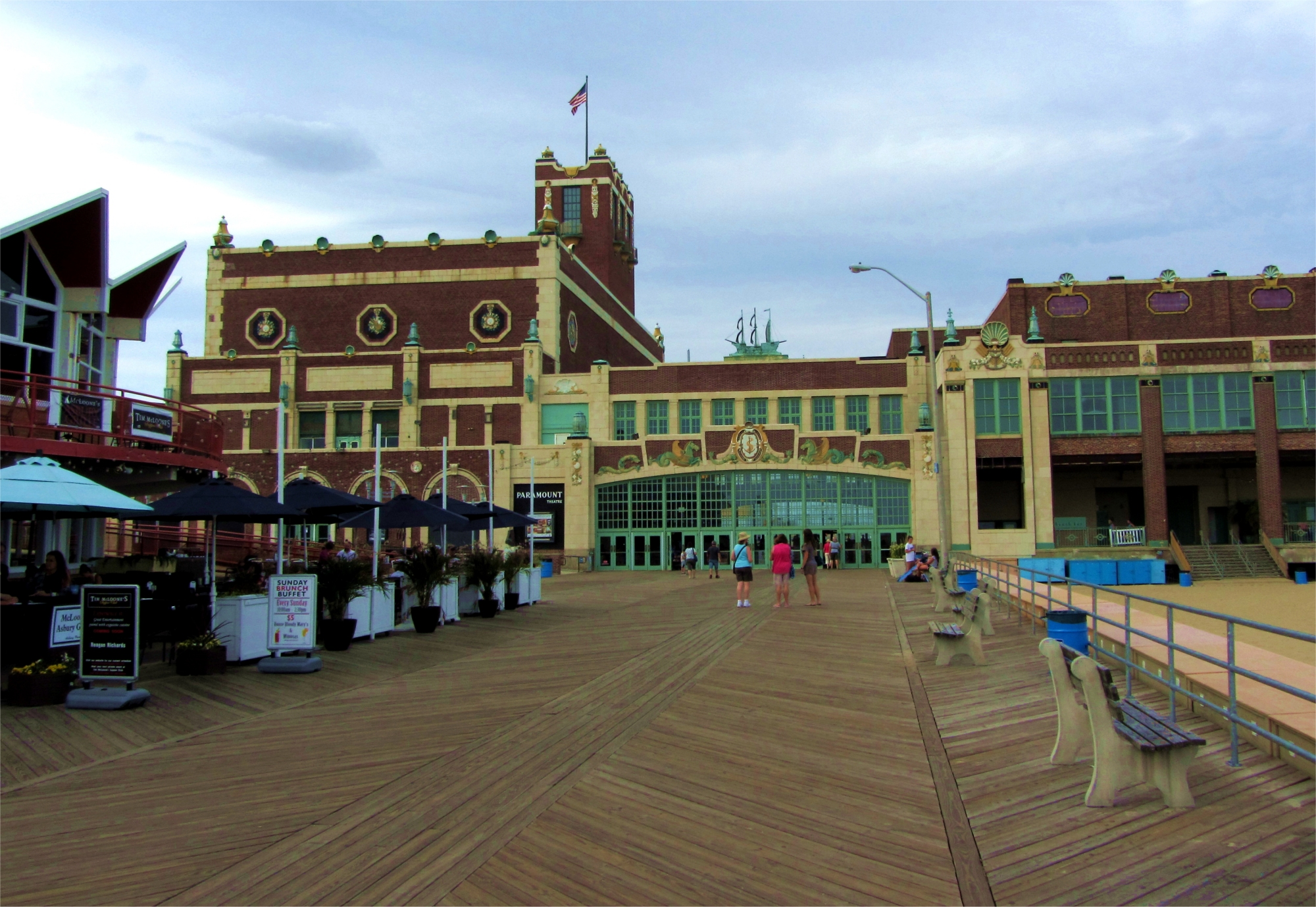 Greetings from asbury park new jersey part one under the a lifestyle blog by rebecca hadfield m4hsunfo